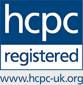 Registered with Health Care Professions Council